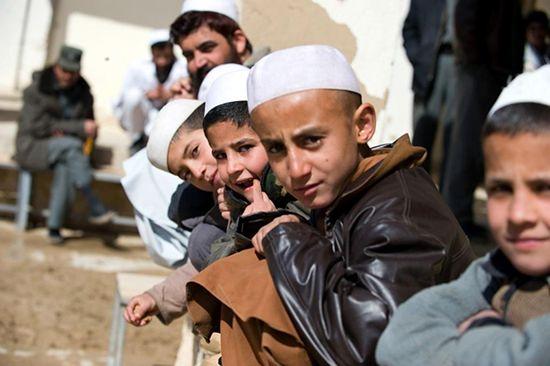 Przychodzi Afgańczyk do lekarza - zdjęcia