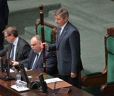 Wniosek o odwołanie Kuchcińskiego został złożony w połowie kwietnia