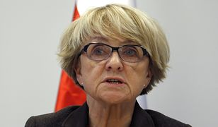 Danuta Hübner twierdzi, że przedstawiciele PiS głosowali przeciw zmianom