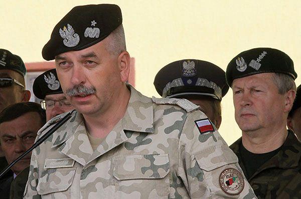 Gen. Janusz Adamczak