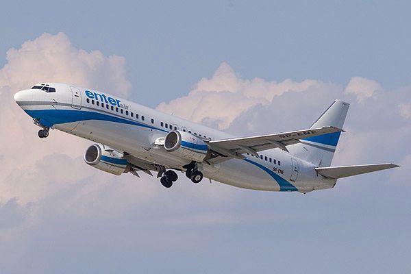 Awaria w samolocie lecącym z Katowic do Egiptu. Wylądował w Warszawie