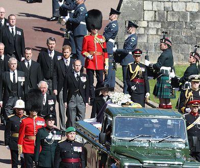 Brytyjczycy pożegnali księcia Filipa. Były też protesty