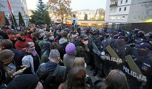 Olsztyn. 14-latka ze Strajku Kobiet trafi przed sąd rodzinny