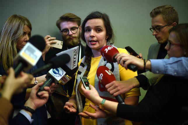 Sejm. Klaudia Jachira do Mateusza Morawieckiego: Zachowujecie się jak okupanci (zdjęcie ilustracyjne)