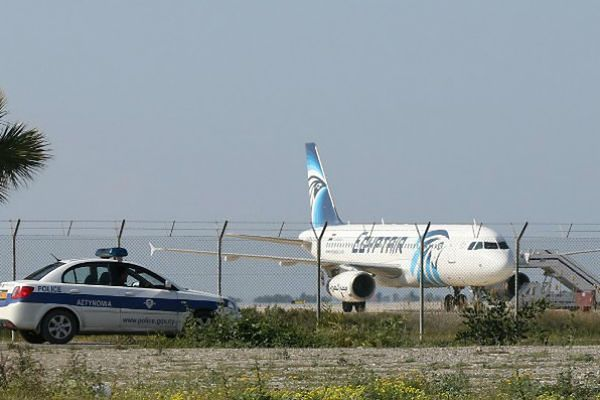Ściągnięto dane z rejestratora parametrów lotu airbusa EgyptAir