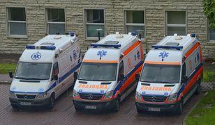 Personel szpitala protestuje w obronie odwołanej dyrektorki