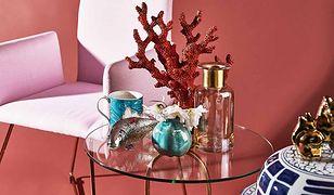 Radosna afirmacja życia. Living Coral Kolorem Roku Pantone