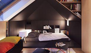 Świetne pomysły na poddasze z oknami dachowymi w roli głównej