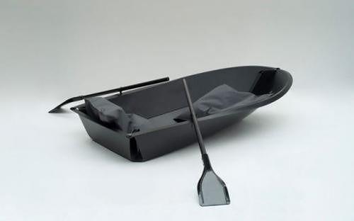 Bardzo lekka składana łódka