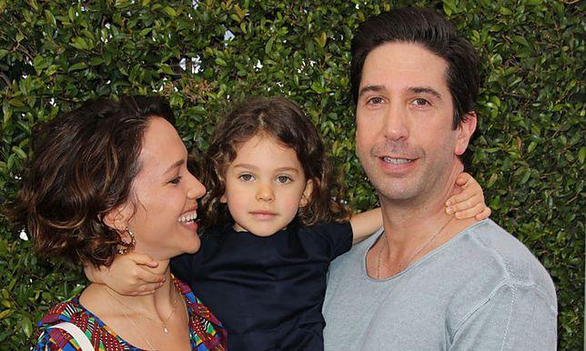 David Schwimmer i Zoe Buckman doczekali się córki.
