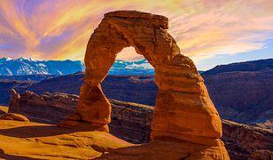 USA. Fotograf uchwycił na niebie wielkie oko