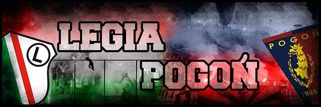 13 zatrzymań, 4 wyroki: bilans meczu Legia-Pogoń