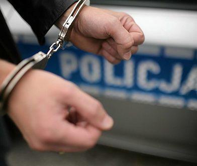Policjanci nie mieli problemów z namierzeniem 27-latka.