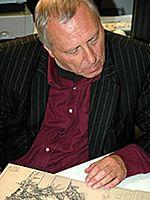 Peter Greeneway na spotkaniu we Wrocławiu