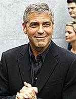 George Clooney podrywa Ellen Barkin