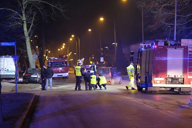 10 lutego 2017 roku auto, którym jechała Beata Szydło, z dużą siłą uderzyło w drzewo