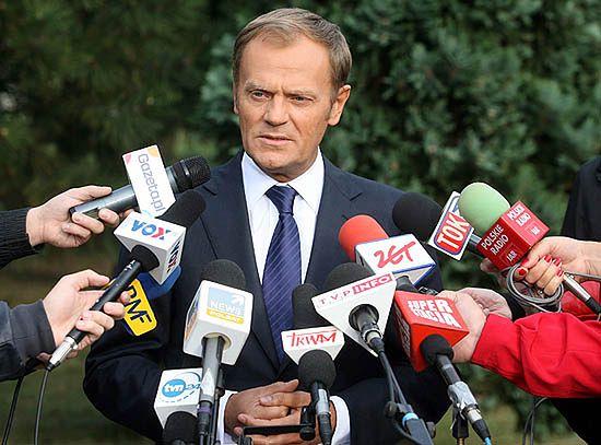 Polacy chcą kolejnych dymisji w rządzie Tuska w związku z aferą hazardową