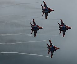Amerykanie szpiegują Rosjan? Kolejny przechwycony samolot