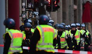 Berlin. Strzały przy Checkpoint Charlie nie padły
