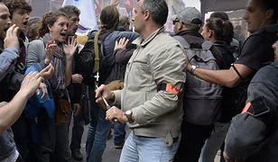 Protesty we Francji przeciw zmianom w prawie pracy