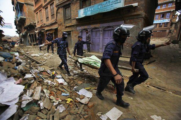 Trzęsienie ziemi w Nepalu. ONZ: ucierpiało 8 milionów ludzi