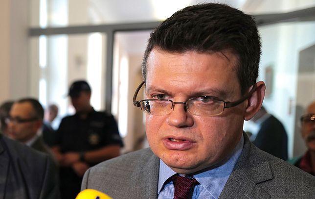 Krystian Markiewicz ze stowarzyszenia Iustitia: chcemy rozmawiać z rządem