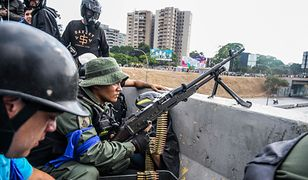USA liczą na koniec reżimu Nicolasa Maduro