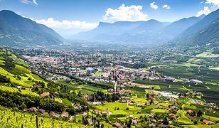 Merano - Południowy Tyrol z zupełnie innej strony