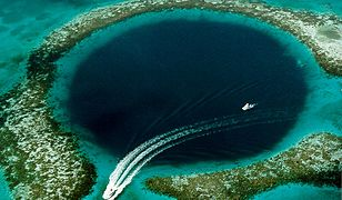 Belize - Blue Hole kluczem do rozwiązania zagadki upadku cywilizacji Majów?