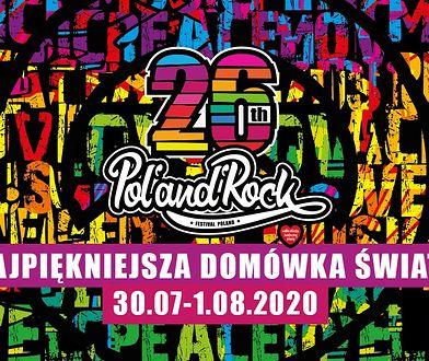 W tym roku Pol'and'Rock Festival odbywa się w wersji online