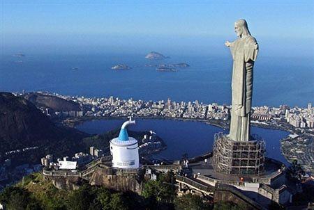 Posąg Chrystusa w Rio jednym z 7 cudów świata?