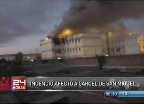 Tragiczny pożar więzienia w Chile - zginęło 81 osób