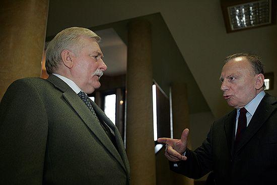 Milczanowski: to nie Wałęsa zabrał dokumenty z teczki