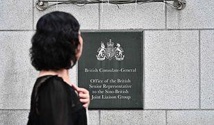 """Hongkong. Tajemnicze zaginięcie brytyjskiego dyplomaty. """"Módl się za mnie"""""""