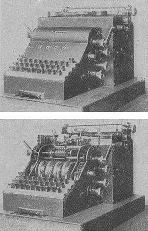 Enigma A (źródło: cryptomuseum.com)