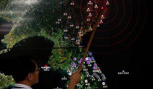 Według naukowców góra Mantap w Korei Północnej nuklearnych mogło się zapaść