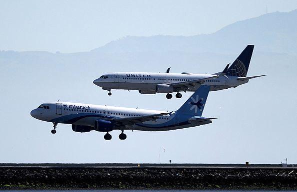 Samoloty należące do linii Interjet