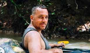 Maciej Tarasin - eksplorator Amazonii.