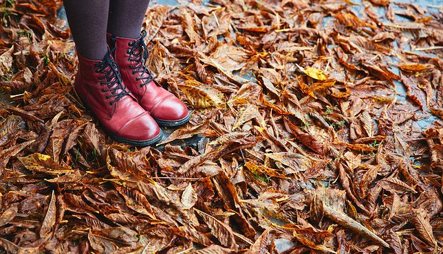 Jesienny bunt – rockowe botki tyko dla pań z charakterem