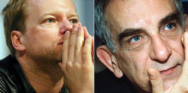 Maciej Stuhr i Krzysztof Kieślowski. Festiwal nie dostał dotacji ministra kultury