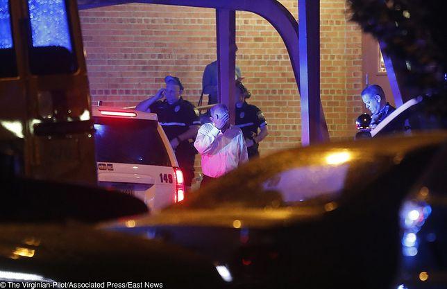 Strzelanina w Virginia Beach.