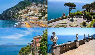 Wakacje we Włoszech - największe perły Kampanii