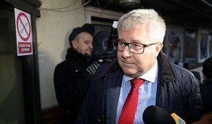 """Ryszard Czarnecki ocenił expose premiera. """"To będzie trudniejsza kadencja"""""""