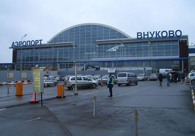 Lotnisko Wnukowo w Moskwie to jedno z najważniejszych lotnisk w Rosji