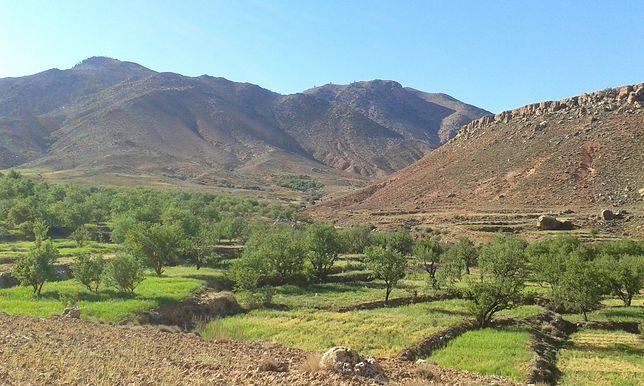 Region Souss-Massa leży w centralnej części Maroka