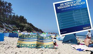 Lato nad morzem będzie wyjątkowo drogie. Wysokie są ceny i w hotelach, i w restauracjach