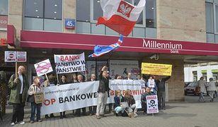 Niedozwolone zapisy w umowie kredytu walutowego banku Millennium