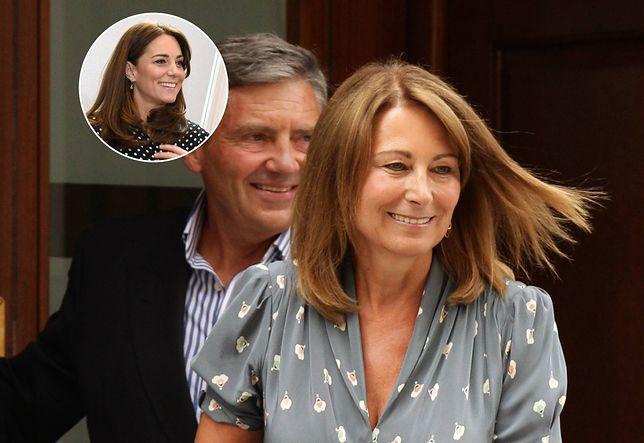 Carole i Michael Middletonowie są małżeństwem od 41 lat
