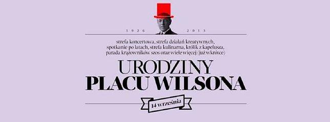 Urodziny Placu Wilsona