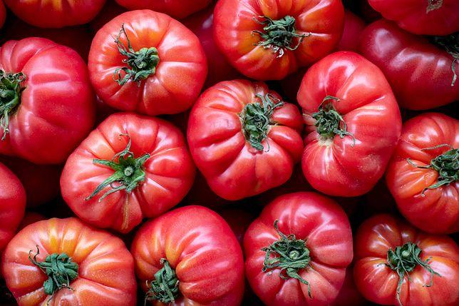 Mazowieckie. Mężczyzna ukradł 600 kg pomidorów [zdj. ilustracyjne]